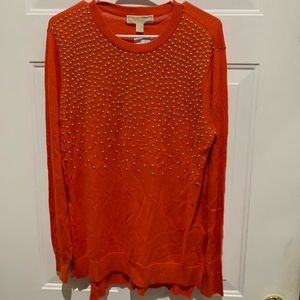 Michael Kors Sweater with beads